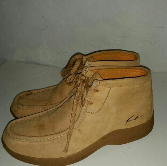 Fubu Other - FUBU Ankle Boot for men.